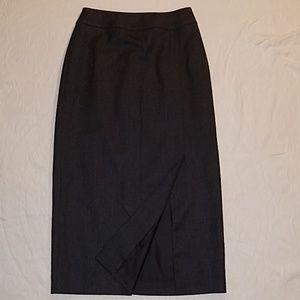 Rafaella Wool Skirt